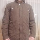Утеплённая куртка -парка North route 2в 1, р xl-xxl