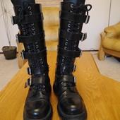 Ботінки-берци-чоботи розмір 47 стелька 30 см Bondage