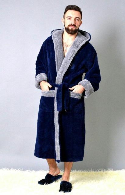 b9d88e462add3 Мужской махровый халат, цена 850 грн - купить Белье и домашняя ...