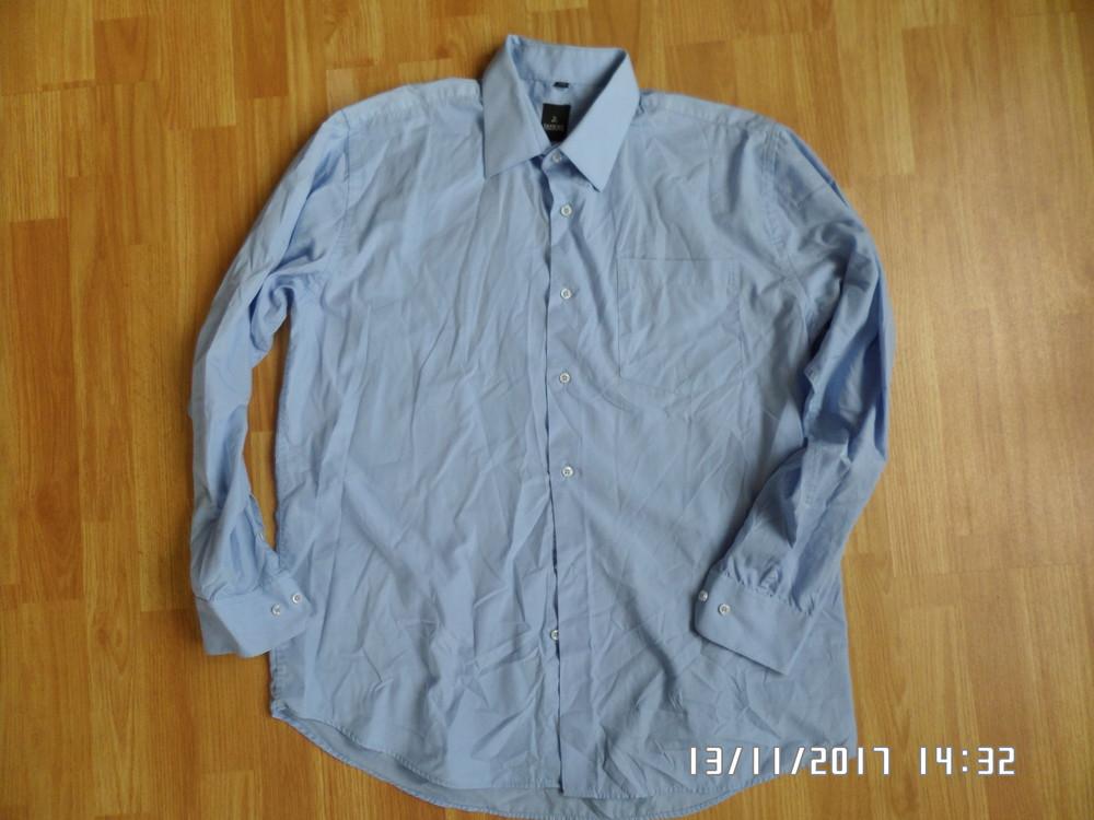 Jasman 43/44 L-XL сорочка відмінний стан! фото №1