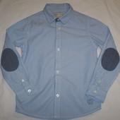 рубашка  Zara 5-6 лет  116 см  100% котон
