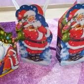 Новогодние шоколадные подарки для деток и всей семьи