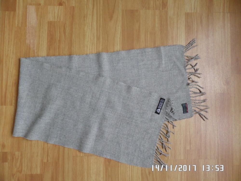 Big Star шерстяний шарф фото №1