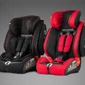 Автокресло Sirocco Sport L 9-36 кг Isofix
