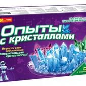 Опыты с кристаллами Ranok Creative