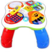 "Развивающая столик-комплекс Abero ""fun learning table"" (oбучающий столик) QX-91102E"