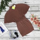 Нарядное платье с воздушными рукавами Missguided из блестящей ткани гофре  DR47110