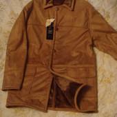 Новое демисизоное пальто Италия
