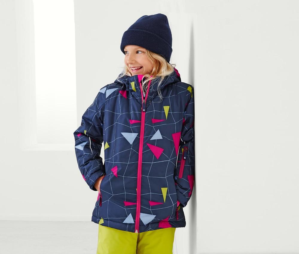 Зимняя термо куртка тсм tchibo( германия),  размер 146-152 фото №1