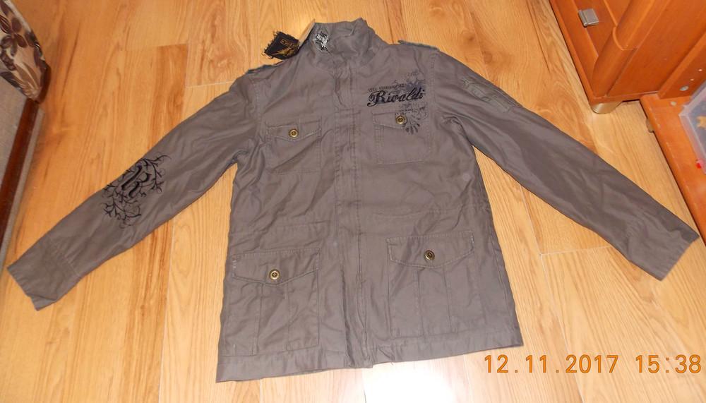 Новая демисезонная куртка Rivaldi для мужчины. размер XL фото №1