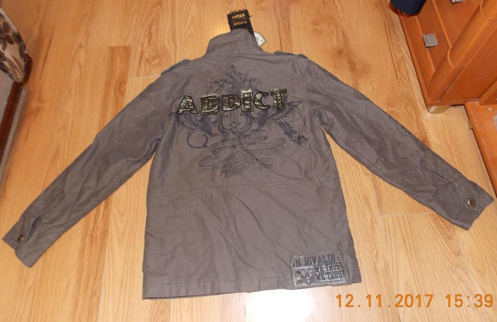 Новая демисезонная куртка rivaldi для мужчины. размер xl фото №5