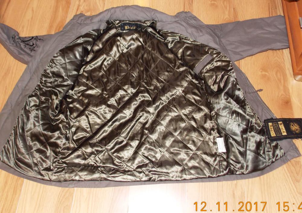 Новая демисезонная куртка rivaldi для мужчины. размер xl фото №6