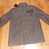 Новая демисезонная куртка Rivaldi для мужчины. размер XL