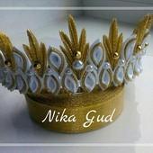 Новогодняя корона
