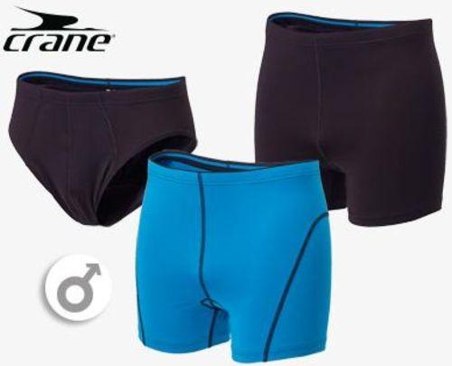 Плавки белье для велоспорта Crane! Черные фото №1