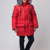 Зимняя куртка для мальчика ZKM 2