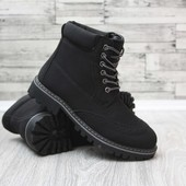 Ботинки Timb зимние