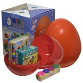 Яйцо мега-сюрприз Творчество 35 СМ