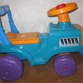 каталка толокар Беби трактор 931 Orion