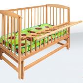 Детская кроватка Гойдалка