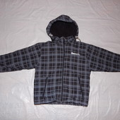 р. 104-110, термокуртка, Bench, Великобритания, теплая зимняя куртка