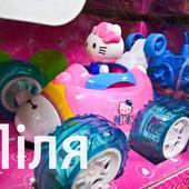 Перевертыш на р/у Hello Kitty 9808-CC2 в коробке 18*20*28см