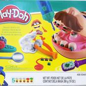 В наличии Набор Мистер Зубастик Play Doh аналог