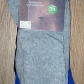 Носки демисезонные черные серые синие 39-42,  43-46 Livergy