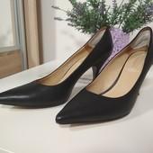 Шикарные классические кожаные  туфли лодочки от 5th Avenue,  p. 39