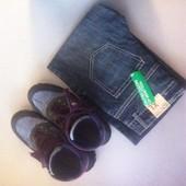 Продам теплые, водонепроницаемые ботинки Gtx Comfortex.