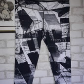 Adidas Шикарные капри р 16-18 сток