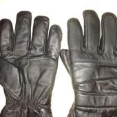 Кожанные перчатки мужские