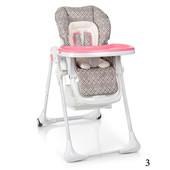 Бемби M 3890 стульчик для кормления детский высокий Bambi