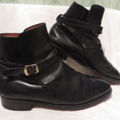 Ботинки Кожа+шерсть 40 размер