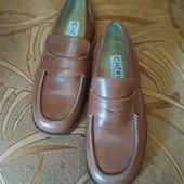 Шикарные итальянские кожаные туфли для мальчика от Cherie,  р. 31