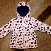 Куртка деми на девочку 104 р