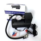 Автомобильный компрессор 12V / 300PSI (электрический насос)