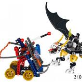 Леле Нинзя 31013 атака дракона на катапульту Lele Ninja ниндзяго Ninjago