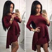 Платье 8 расцветок 42,44 размеры