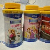 Дитячі вітаміни Disney