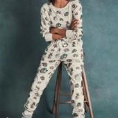 Тепла жіноча піжама NEXT розм.  xs по xl під замовлення