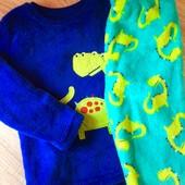Велсофт пижамка для мальчика 18-24 мес от primark