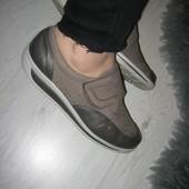 Туфли мокасины Ara 39р 25см Германия