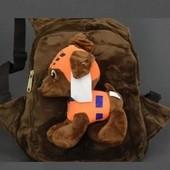 Рюкзак с игрушкой 555-49 Щенячий патруль
