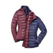 Новинка от Tchibo - Мега крутая стеганая куртка-двухсторонка