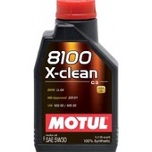 Cинтетическое моторное масло Motul