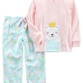 Флисовые пижамы картерс 2-5 т carters,пижама,флiсова,пiжами картерс