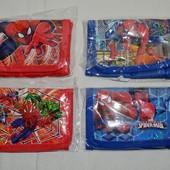 Кошелек кошелёк детский с супер героем Спайдермен Человек Паук