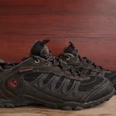 -Hi-tec 50 Peaks -мембрана WaterProof -замша+текстиль -размер 42 -длина стельки до загиба 26.5см с з