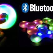 Bluetooth спиннер музыкальный, плюс слот для карты памяти